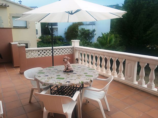 House with garden for sale in the center of Platja d'Aro on the Costa Brava